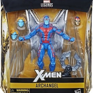 Marvel Legends Archangel with Sauron BAF