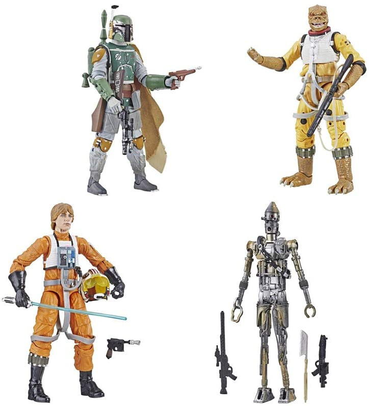 Star Wars The Black Series Archive Action Figures