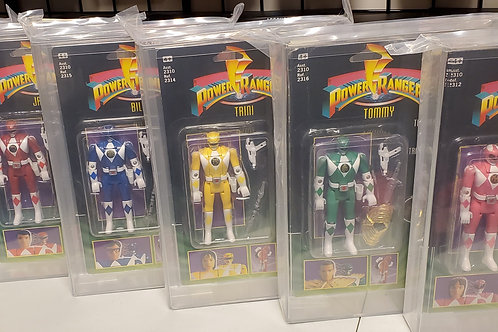 1994 Bandai Power Rangers European Card Series 1 Set