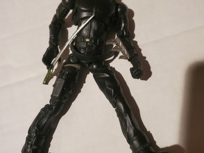 Marvel Legends NEW GOBLIN  spider-man 3 movie classics masked hardcopy prototype