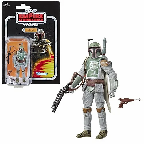 Star Wars The Vintage Collection Boba Fett 3 3/4-Inch Action Figure