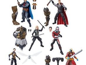Avengers Infinity War Marvel Legends 6-Inch Action Figures Wave 2