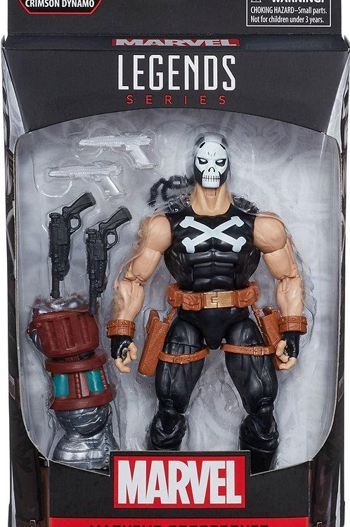 "Marvel Legends Black Widow Crossbones ""Crimson Dynamo BAF"""
