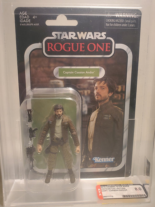 2018 Star Wars Vintage Collection VC130 8.0 AFA Graded
