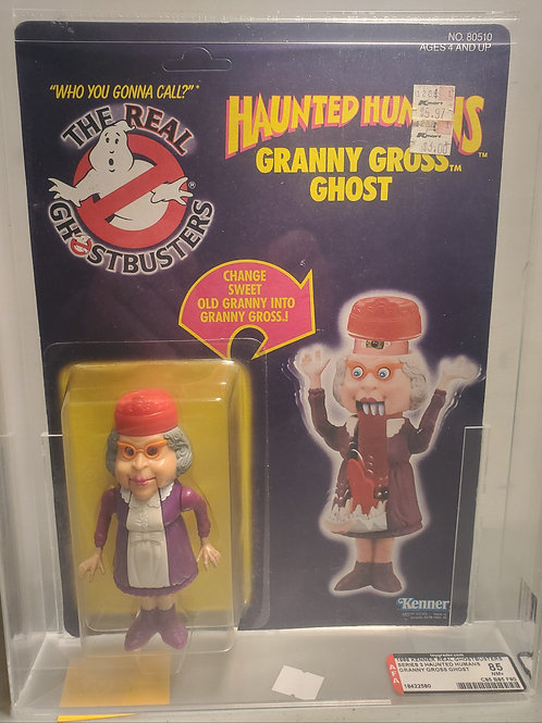 The Real Ghostbusters Granny Gross Ghost AFA Graded