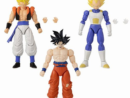 Dragon Ball Stars Action Figure Wave 15 Case