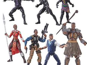 Black Panther Marvel Legends 6-Inch Action Figures Wave 2