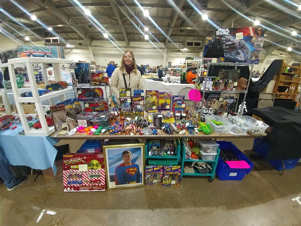 Comint to the Lehigh Valley Toy Show. http;//www.valleygoto.com