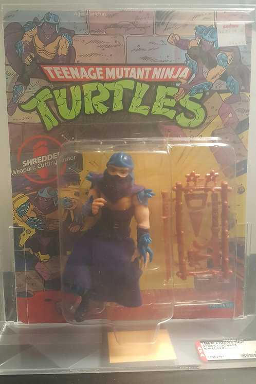 TMNT 10 Back Shredder AFA 85NM+