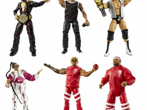 WWE Elite Collection Series 81 Action Figure