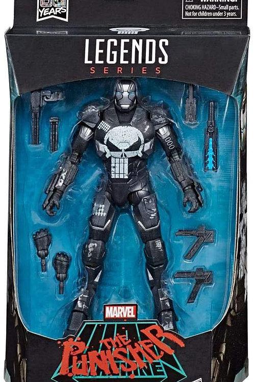 Marvel Legends The Punisher in War Machine Armor 6-Inch Action Figure - Exclusiv
