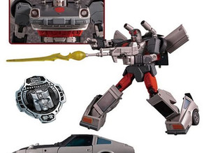 Transformers Masterpiece Edition MP-18+ Bluestreak (Anime Streak)