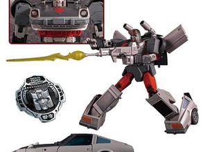 Transformers Master Piece Edition MP 18+ Bluestreak with Pin