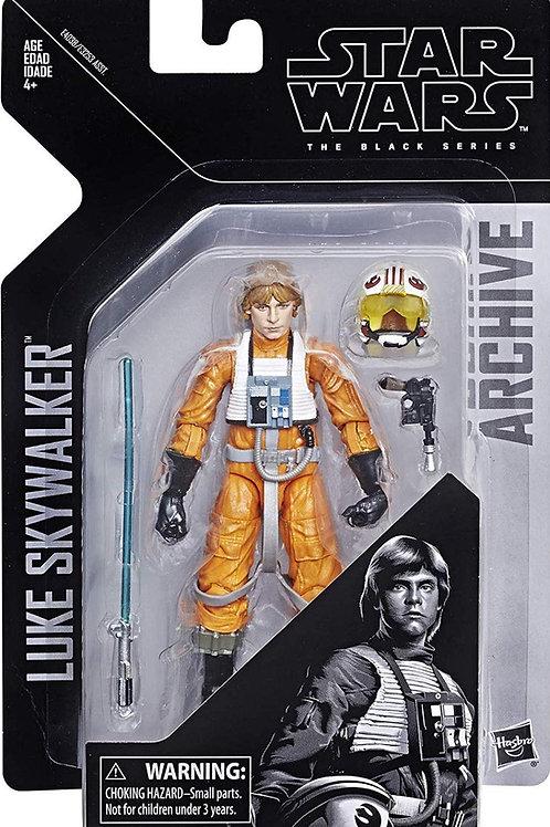 copy o Star Wars The Black Series Archive Luke Skywalker