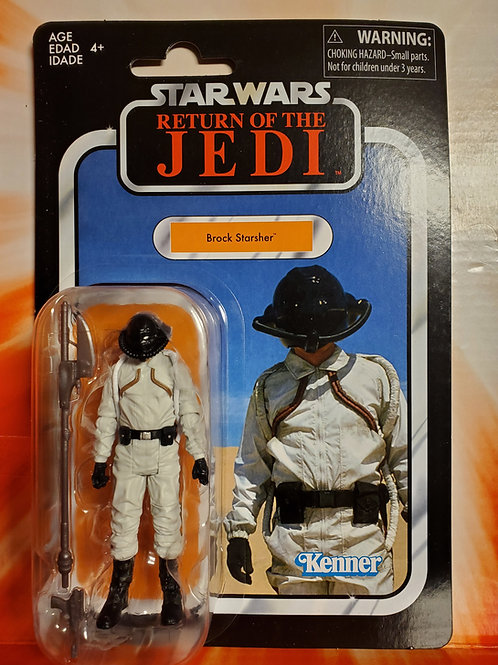 Star Wars The Vintage Collection Brock Starsher VC154 Figure MO