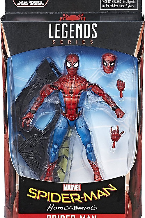 """Spiderman: Homecoming  Marvel Legends Spider Man   with Vulture  """"BA"""