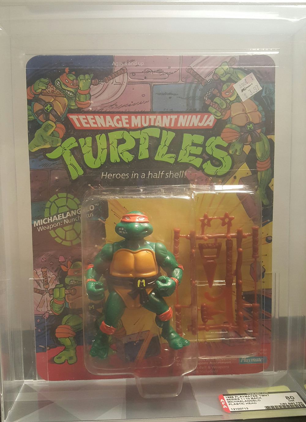 TMNT MOC 10 Back Action Figures- http://www.valleygoto.com