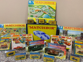 Vintage Matchbox coming to Allentown Slot and Toy Car Show