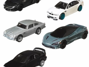 Fast & Furious Hot Wheels Premium Vehicle 2020 Wave 5