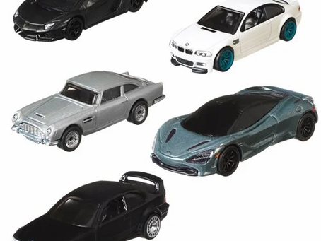 Fast & Furious Hot Wheels Premium Vehicle 2020 Wave 5