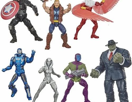Avengers Video Game Marvel Legends Action Figures Wave 2