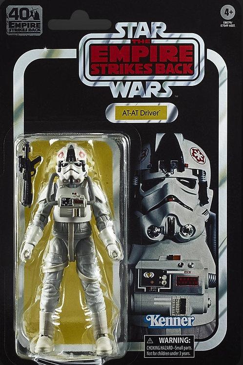 "Star Wars 6"" Black Series Empire Stikes Back 40th AnniversaryAt-At Driver"