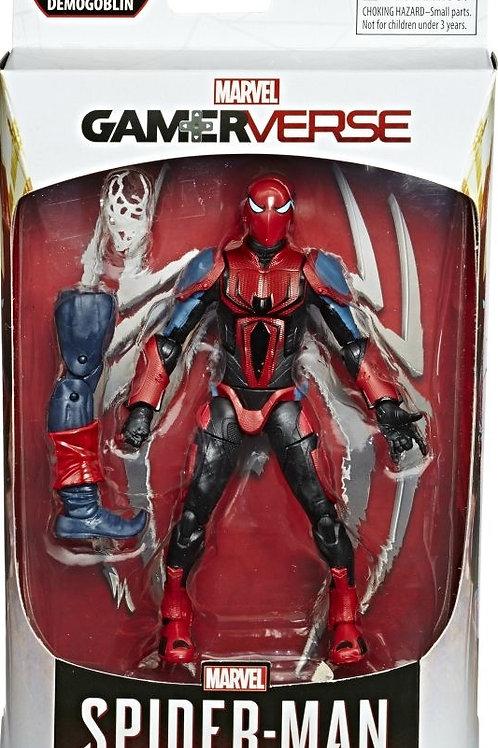 "Spider-Man Marvel Legends 6-Inch Wave 1  Spider Man MK III ""Demoglobin ""BAF"""