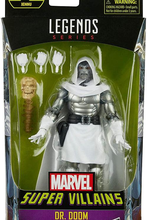Marvel Legends Villains Dr Doom (Battle World)