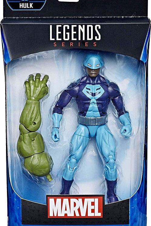 """Marvel Legends Avengers Endgame  Rock Python with Hulk """"BAF"""