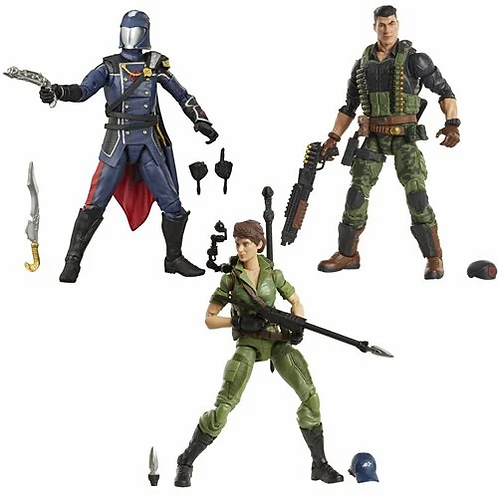 .I. Joe Classified Series 6-Inch Action Figures Wave 4