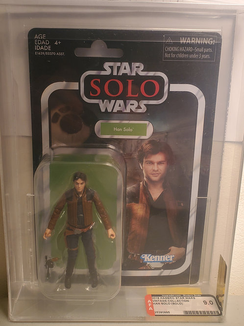 2018 Star Wars Vintage Collection VC124 Han Solo