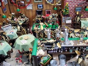 New York Toy Fair NECA Gremlins Diorama-AWESOME