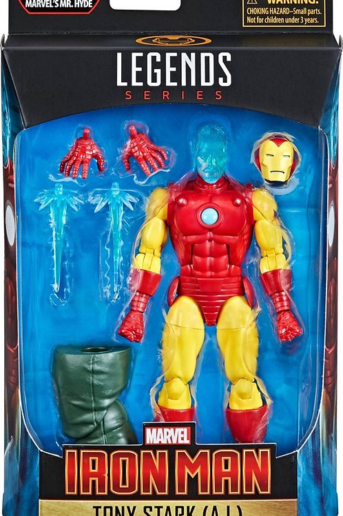 Tony Stark Shang-Chi: Legend of the Ten Rings
