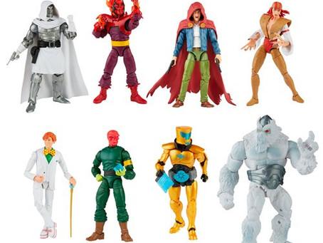 Marvel Legends Super Villains 6-Inch Action Figures Wave 1
