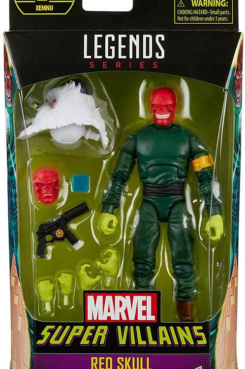 Marvel Legends Villains Red Skull