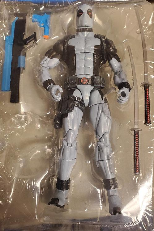 """Deadpool Marvel Legends 6-Inch Wave 1 Deadpool X-Force Figure Only """"NO BAF"""""""