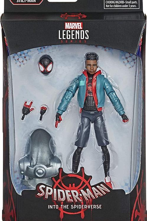 Spider-Man Marvel Legends 6-Inch Action Figure Miles Morales