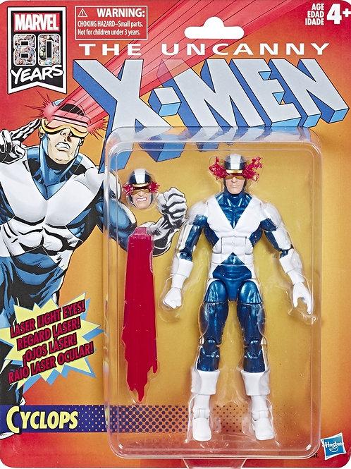 Marvel Legends X-Men Retro Collection Cyclops