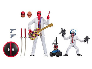 Marvel Legends Deadpool and Hit Monkey 6-Inch Action Figures - Exclusive