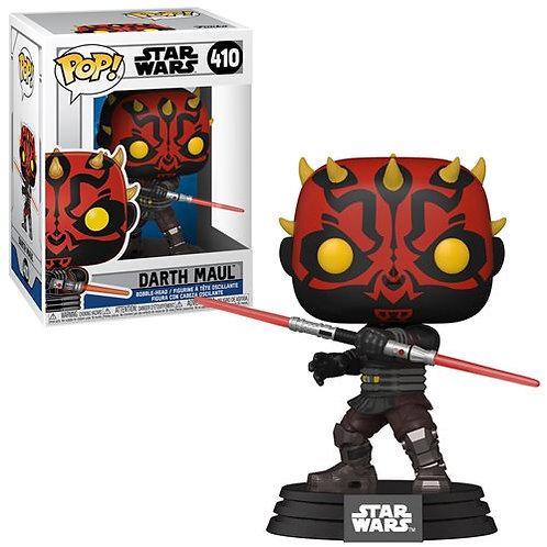Star Wars: Clone Wars Darth Maul Pop! Vinyl Figure