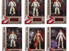 Ghostbusters Plasma Series 6-Inch Action Figures Wave 1 Case