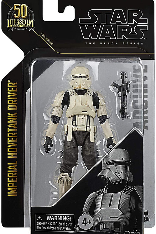 Star Wars The Black Series Archive  Imperial Hovertank Driv 6-Inch Action Figure