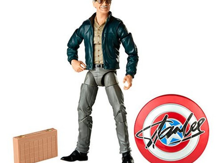 Marvel Legends Stan Lee 6-Inch Action Figure