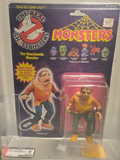 The Real Ghostbusters Quasimodo Monster