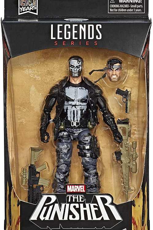 Marvel Legends Punisher 6-Inch Action Figure - Exclusive