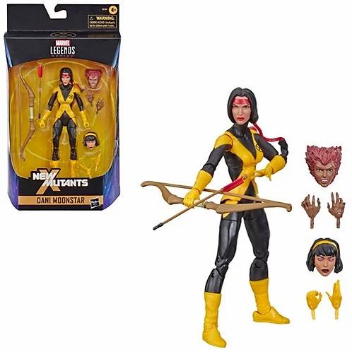 X-Men Marvel Legends New Mutants Dani Moonstar 6-Inch Action Figure - Exclusive