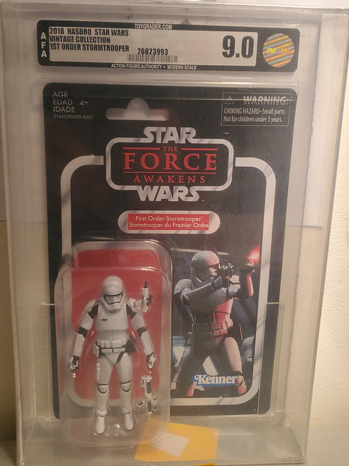 2018 Star Wars Vintage Collection VC118 First Order Stormtrooper