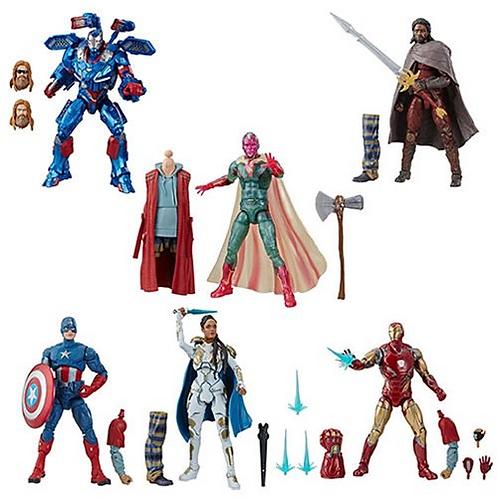 Avengers Marvel Legends 6-Inch Action Figures Wave 5