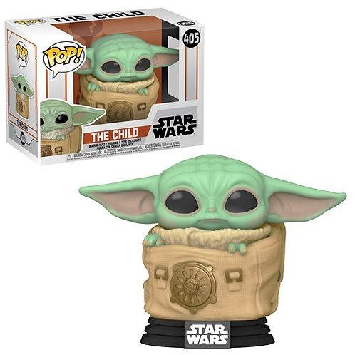 Star Wars: The Mandalorian Child with Bag Pop! Vinyl Figure