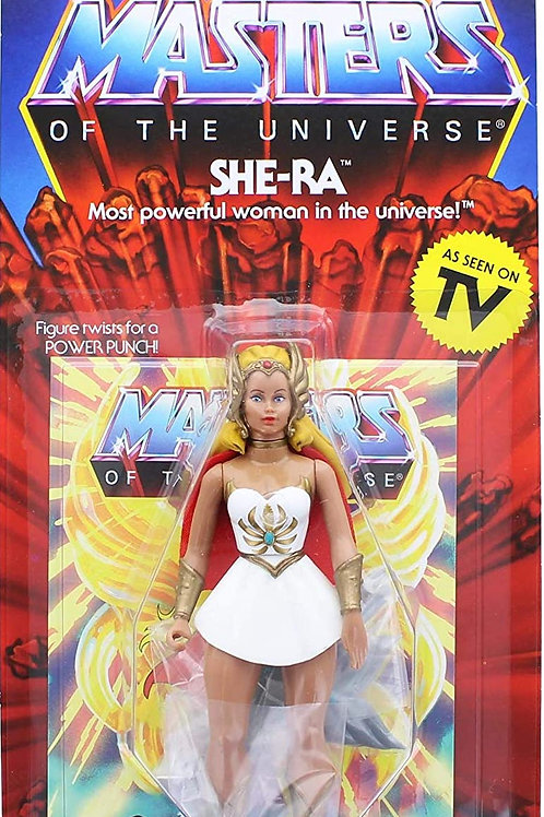 Super7 Masters of The Universe Vintage Collection Action Figure She-RA